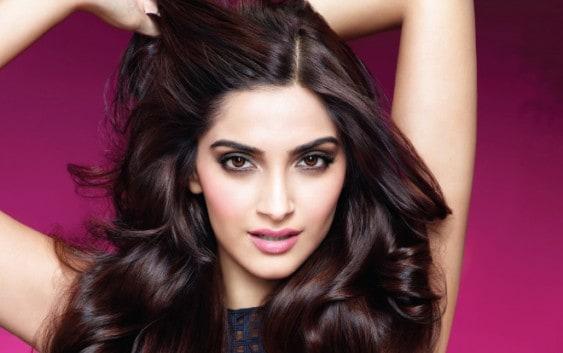 Sonam Kapoor Makeup