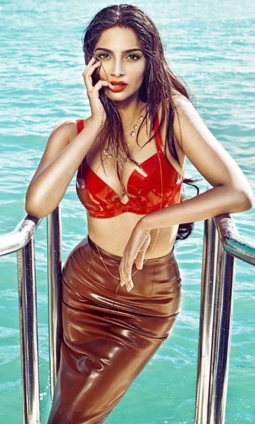 Sonam Kapoor looking hot
