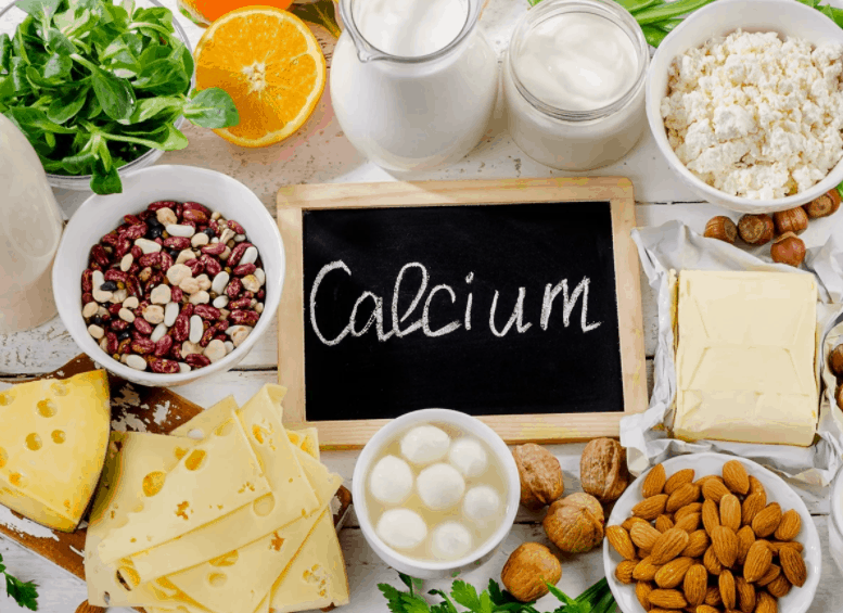 calcium sources and benefits