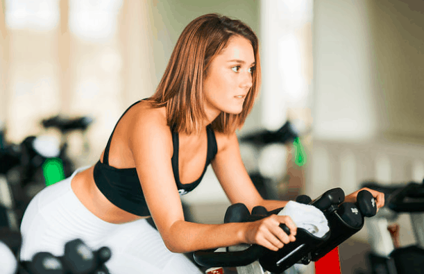 indoor cycling for pregnant women