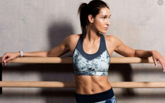 kayla itsines workout fitness