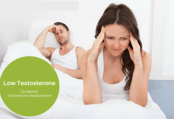 low testosterone effects and causes