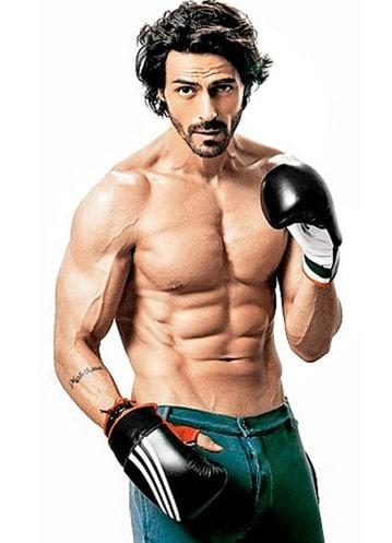 Arjun Rampal Body