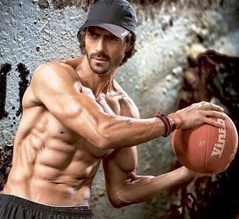 Arjun Rampal Gym Workout