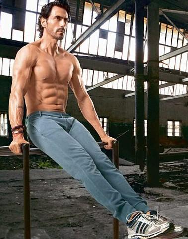 Arjun Rampal Workout Routine