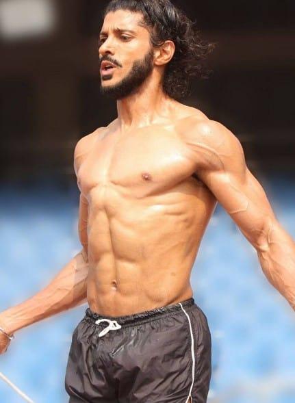 Farhan Akhtar Body