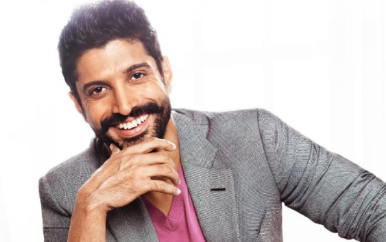Farhan Akhtar Latest Look