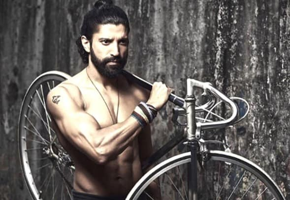 Farhan Akhtar in Beard