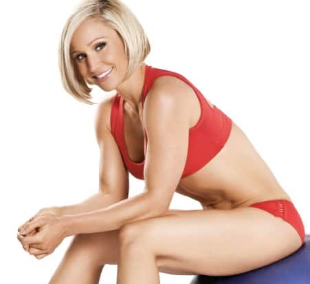 Jamie Eason Motivation for Workout