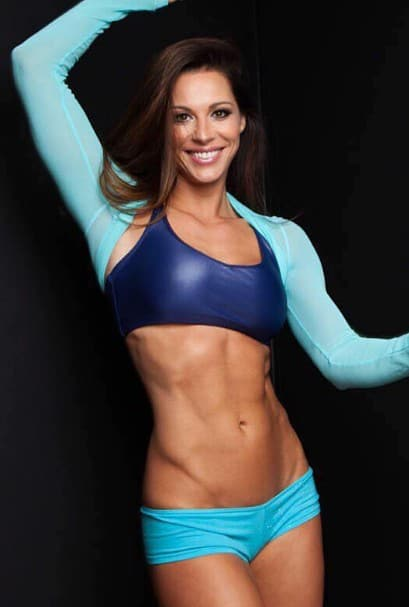 Jelena Abbou Fitness Trainer