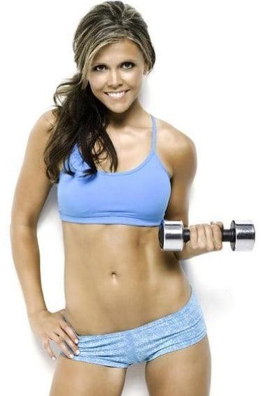 Katrina Scott Workout Tips
