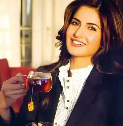 Katrina Kaif eating