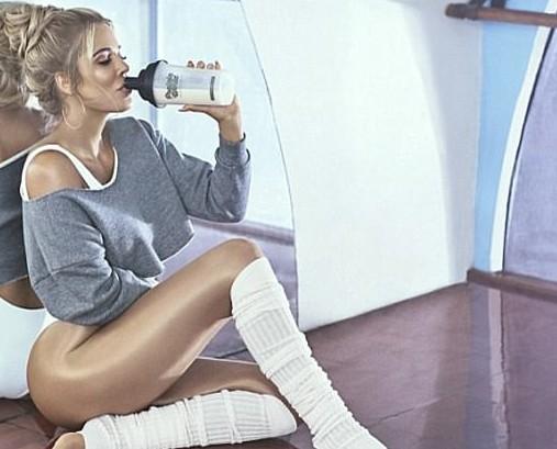 sexy Khole Kardashian diet plan