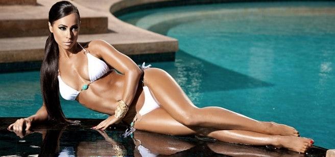 Natalia Muntean body
