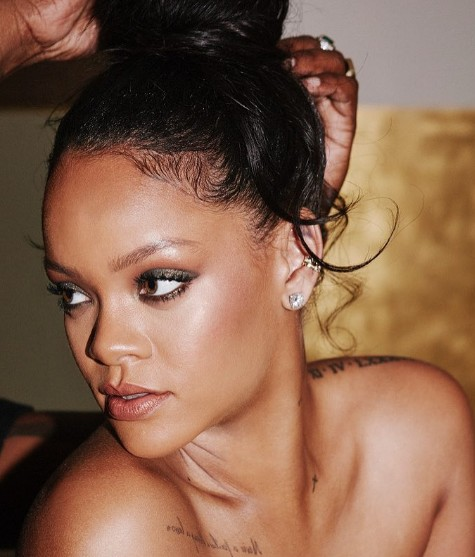 Rihanna Beauty Tips