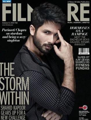 Shahid Kapoor after marriage