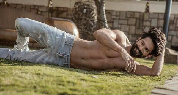 Shahid Kapoor workout plan