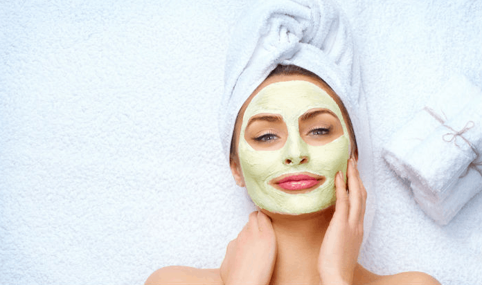 green tea for glowing smooth skin