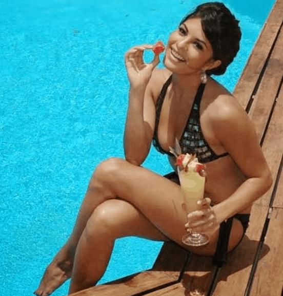 jackueline fernandez bikini figure diet plan