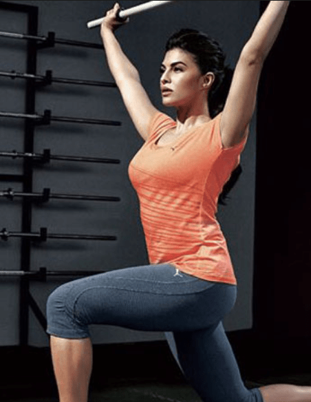 jackueline fernandez workout and fitness plan