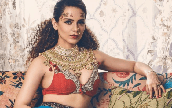 kangana ranaut sexy figure and beauty
