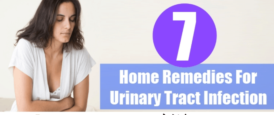 natural remedies for urinary infection