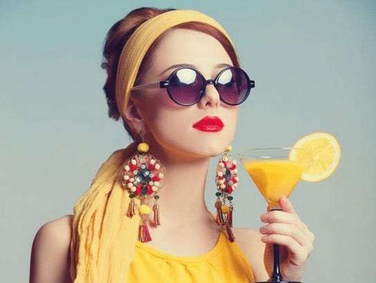 secrets behind beautiful skin and shining skin for women