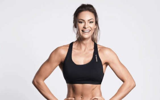 Fitness Trainer emily skye workout tips