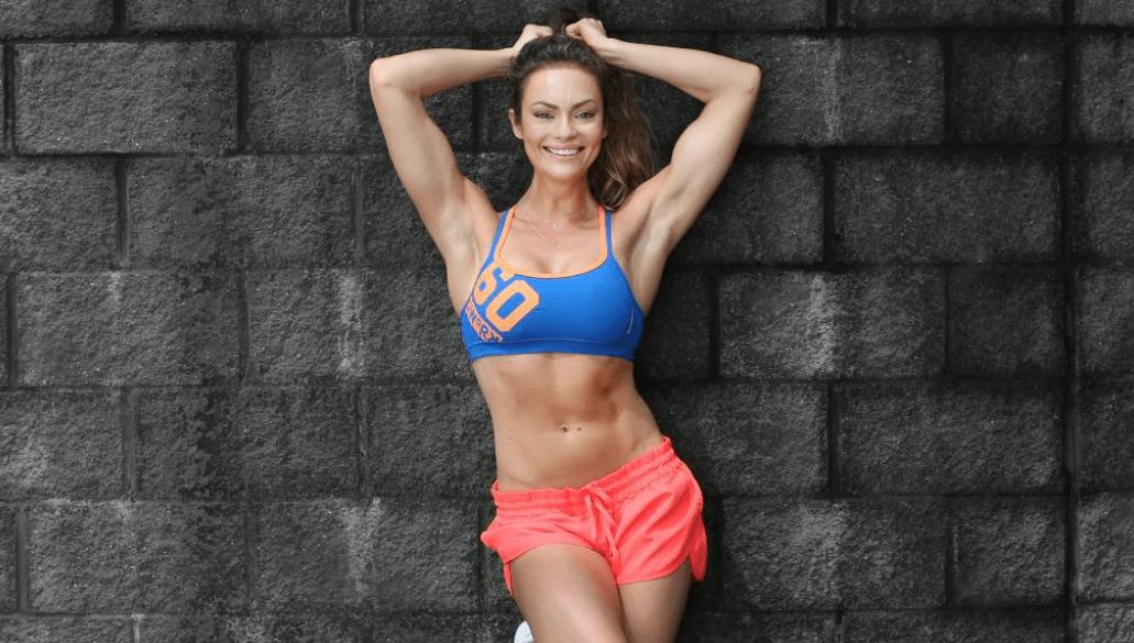 fitness expert emily skye workout