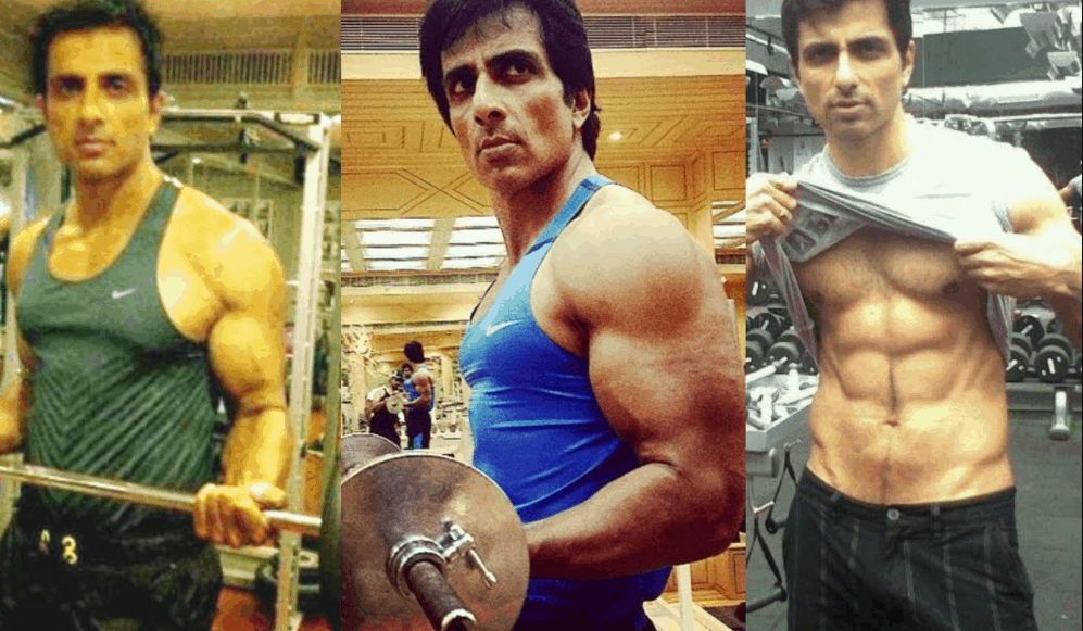 workout sonu sood gym plan and diet