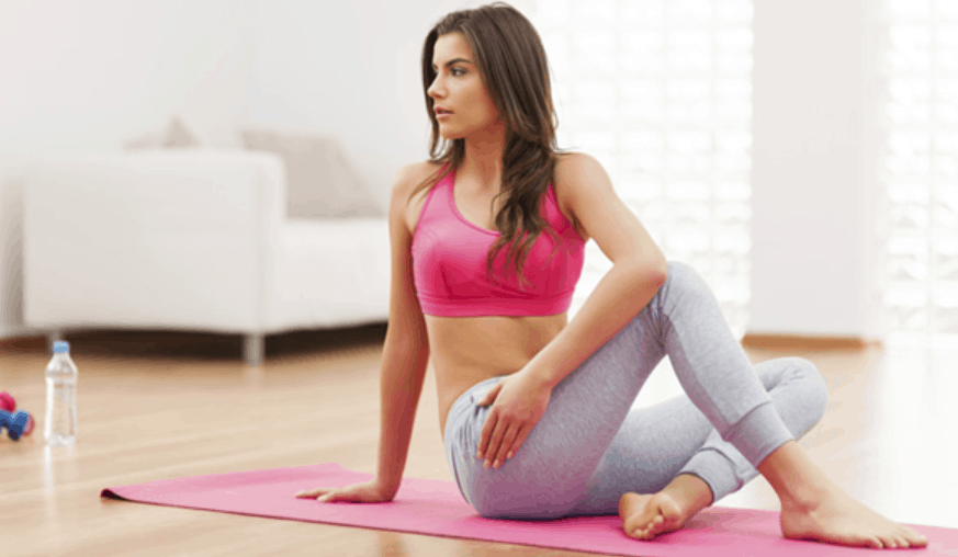 yoga poses for better health and fitness