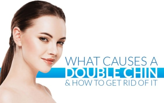 double chin problem and solution