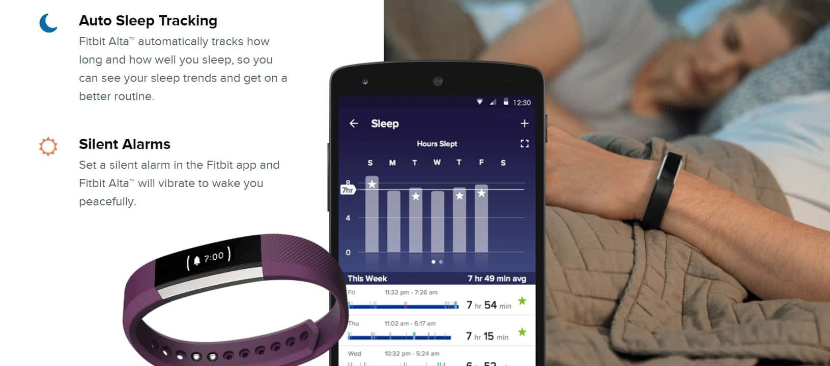 fitbit fitness alta features stay healthy