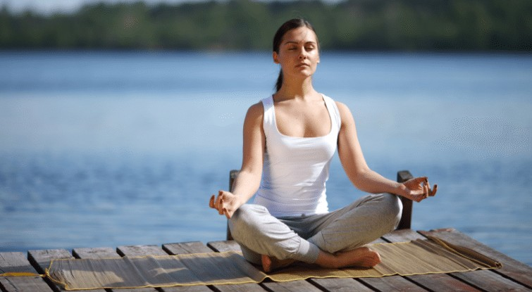 meditation for soul and fitness