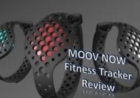 Moov Now Fitness Tracker Review; Fitness Wearable Band