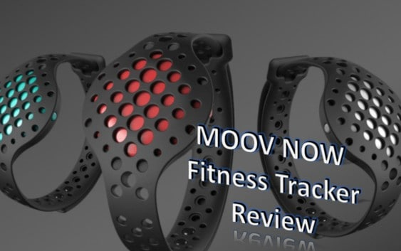 moov now fitness gadget review