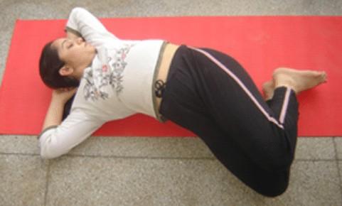 power yoga markat asana