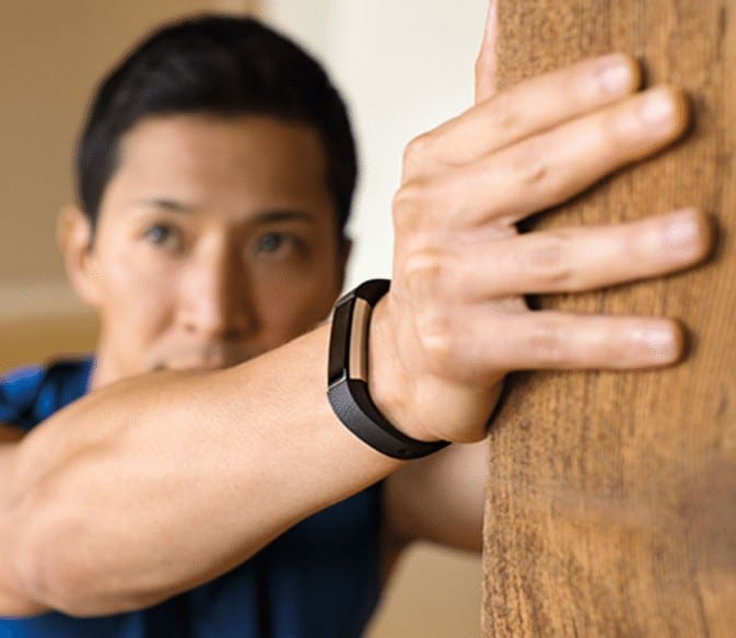 push limits with fitness watch fitbit