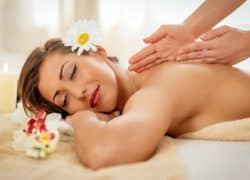 Body Massage relieve stress and pain