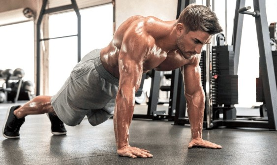 body weight workouts for men and women