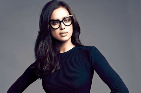 irina shayk fitness model