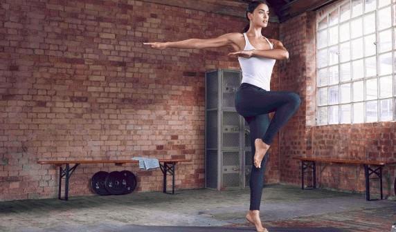 irina shayk gym workout routine