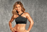 Jillian Michael Smoking Hot Fitness Trainer Workout Plan
