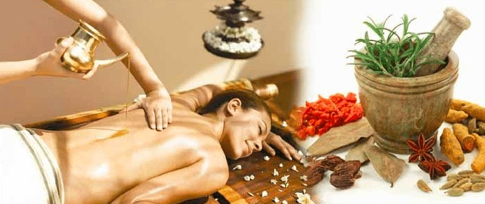 ayurvedic massage oil therapies