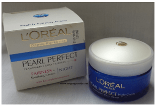 loreal cream for skin