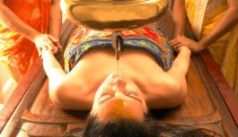 Shirodhara Ayurvedic Massage Therapy, Health Benefits