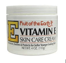 vitamin e cream for skin
