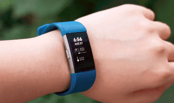 fitbit charge 2 looks and style fitness tracker