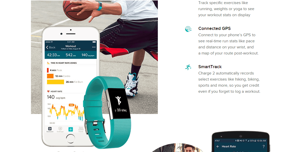 fitbit fitness watch reviews and comparison