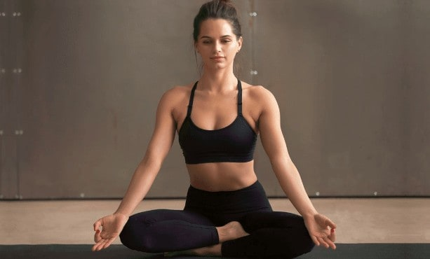 practice yoga posture and method